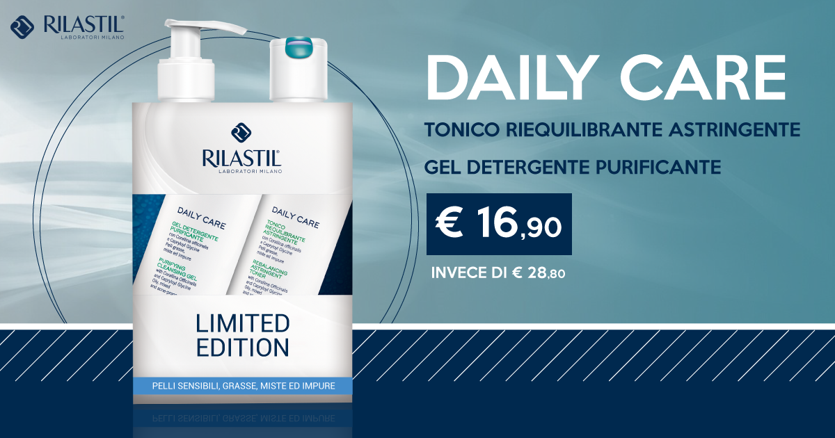 Rilastil Cofanetto Daily Care